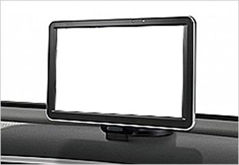 車載用パーソナルモニターの画像