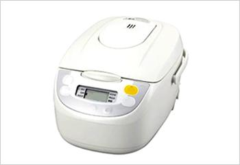 電気炊飯器の画像
