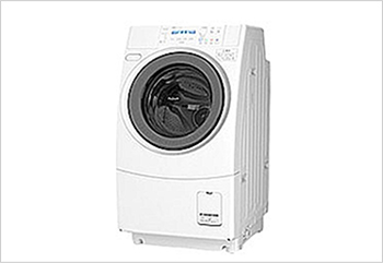 電気洗濯機の画像