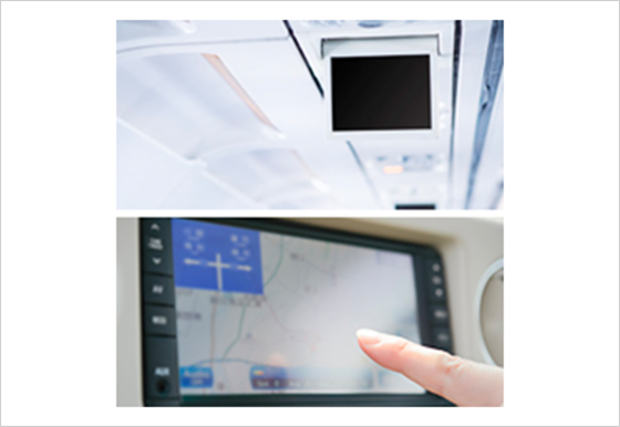 車載機器・航空機器の画像
