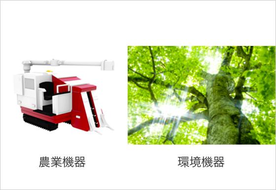 農業機器・環境機器の画像