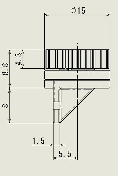 縦型の図面1