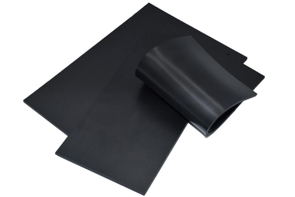 放射線遮蔽ゴムシートの写真